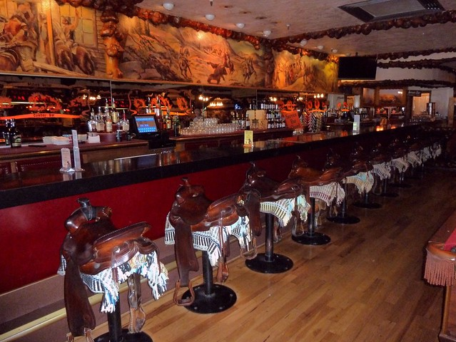 Cowboy Bar Saddle Up Flickr Photo Sharing