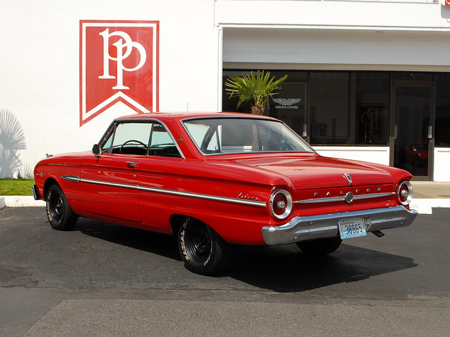 1963 Ford Falcon Sprint on 1963 ford falcon sprint flickr photo sharing