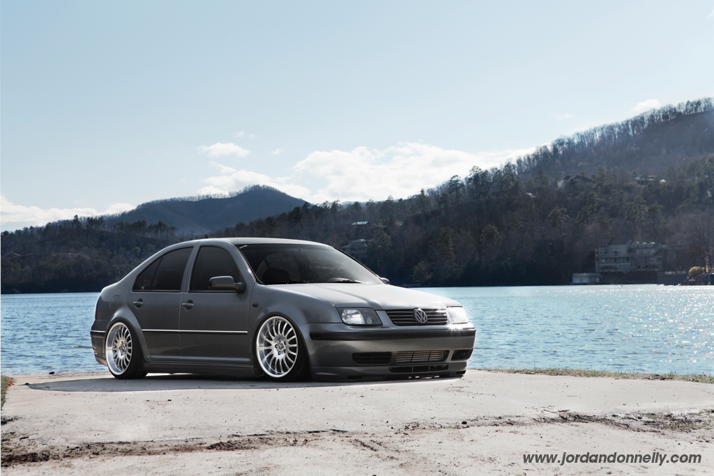 Ryan's slammed MK4 GLI | Check out Lowered Standards for the… | Flickr