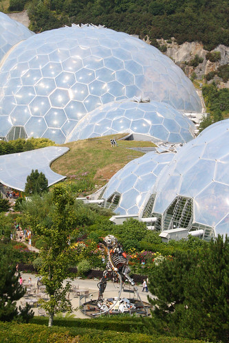 The Eden Project | by WelshTart