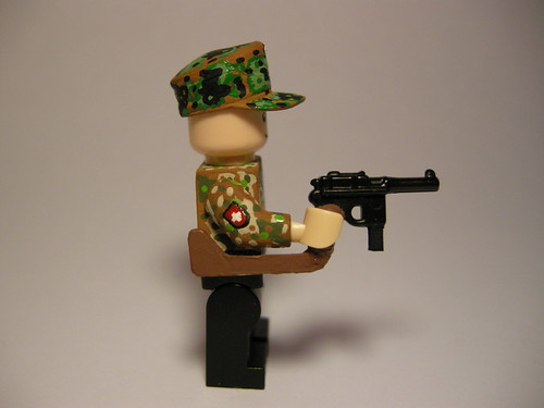 Mauser c96 custom LEGO | by MR. Jens