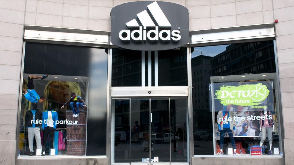 adidas concept store sveavägen