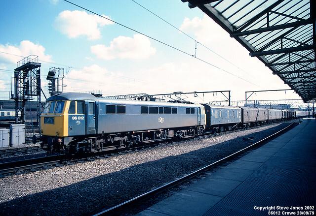 86012 at Crewe 1979