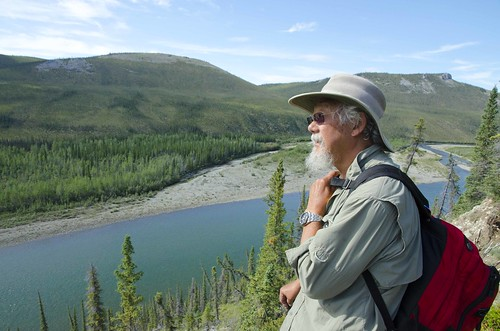 David Suzuki on the Hart River | by peelwatershed