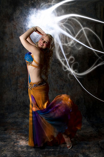 Dancing with light | by Savage Land Pictures
