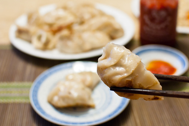 traditional ethnic foods dumplings