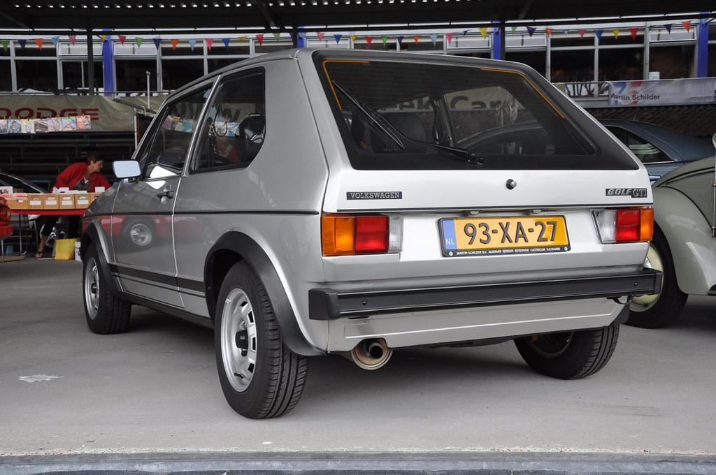 1978 Volkswagen 171331 Golf Gti Historica Alkmaar