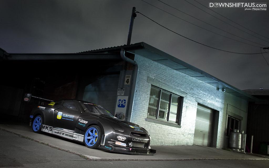The dark knight gt auto garage r35 gt r shot as a for Garage gt auto