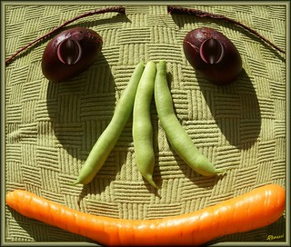 Harvest Face | by skagitrenee