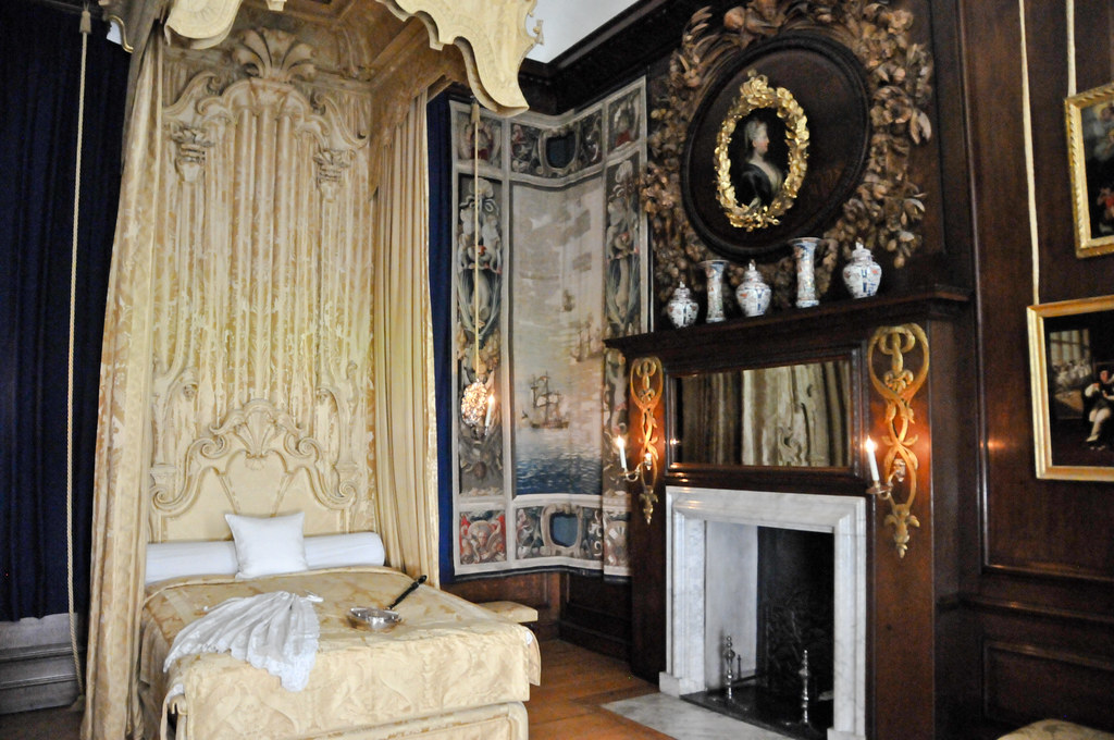 ... The Queenu0027s Bedroom At Hampton Court Royal Palace   Greater London  England | By Mbell1975