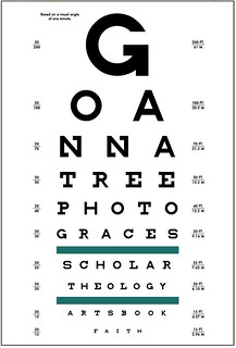 VSP Eye Chart | by Goannatree.