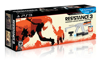 Resistance 3 Doomsday Edition | by PlayStation.Blog