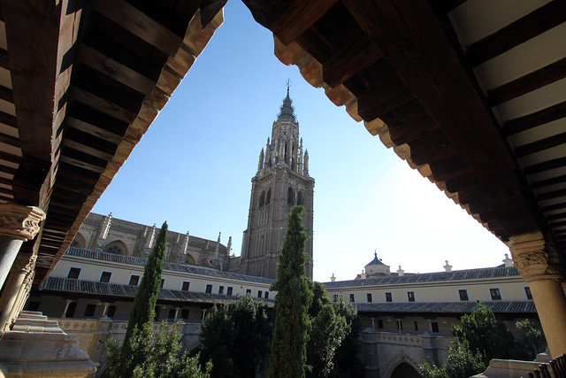 Claustro Alto, Catedral de Toledo