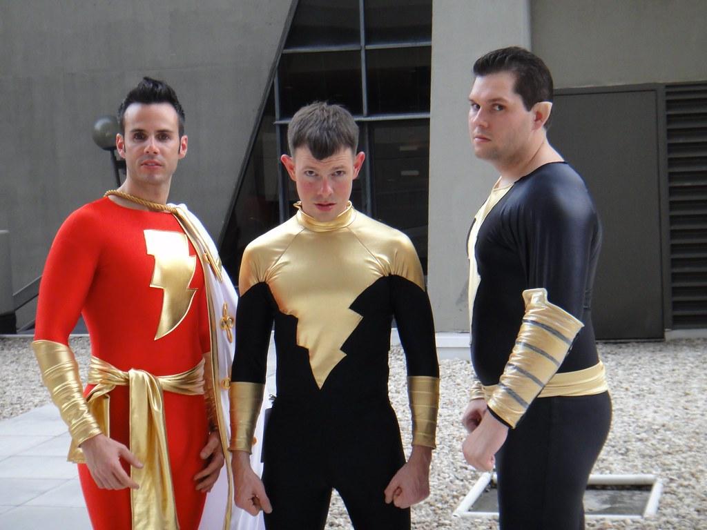 captain marvel gay