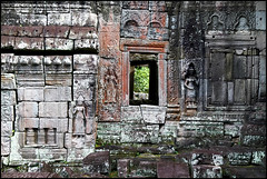 Angkor. Banteay Kdei. (1181)