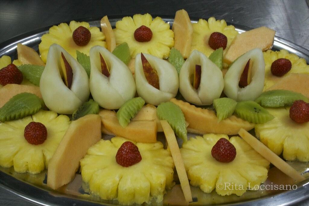 Estremamente Composizione di frutta fresca | Rita Loccisano | Flickr TH15