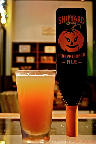 172/365 - Shipyard PumpkinHead Ale | by MyronLArmour Photography