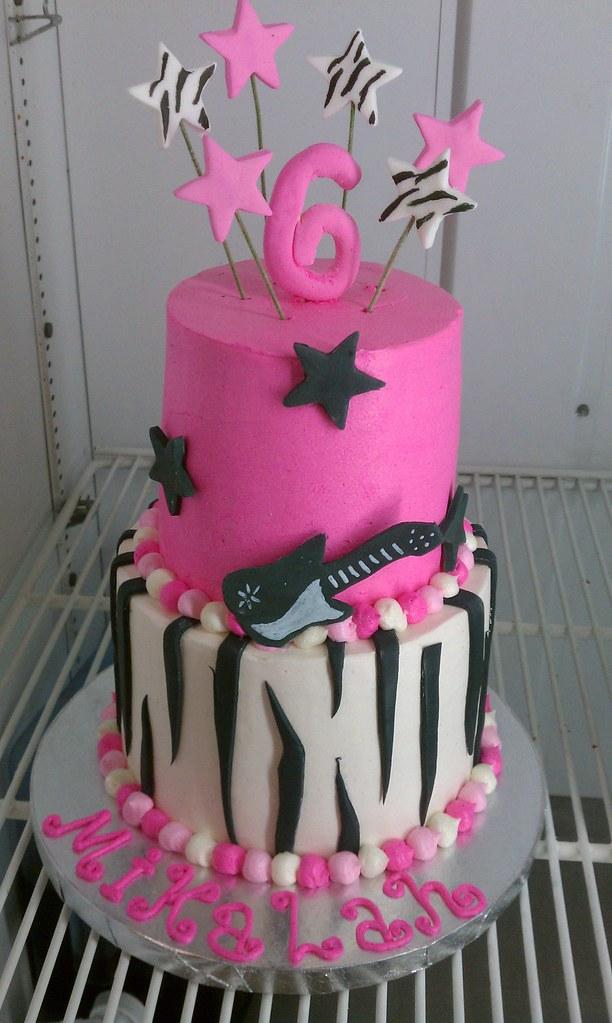 Rockstar Birthday Cake Beverly Flickr