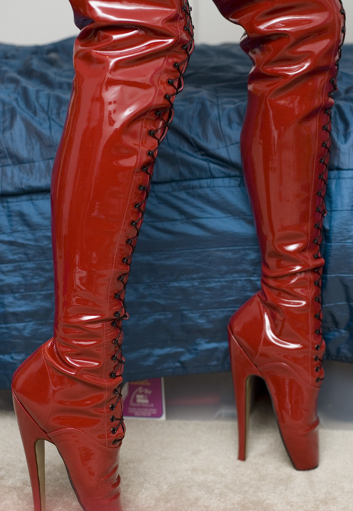 ballet boots from the shoe box greglig flickr