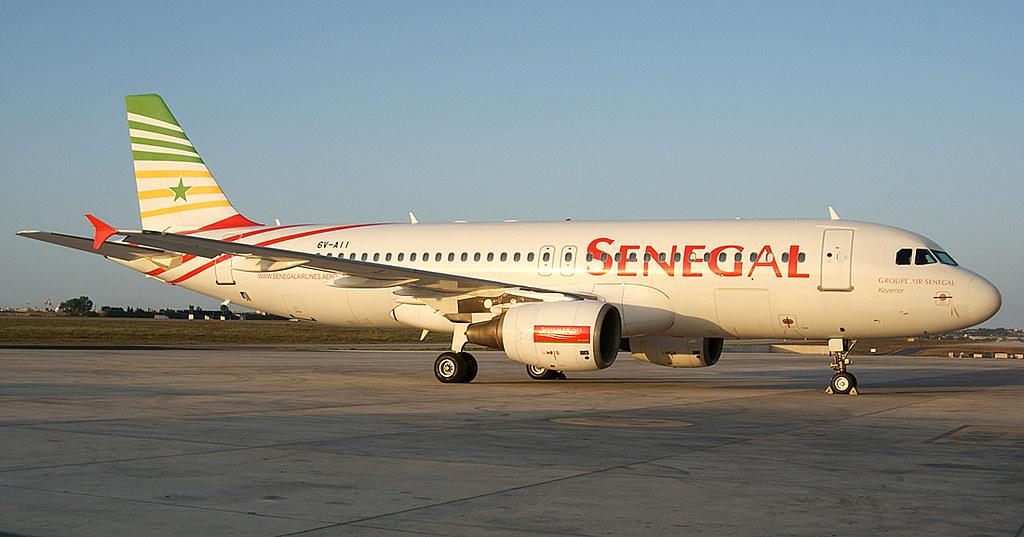 Senegal Airlines A320 6V-AII | Frankie Zahra | Flickr