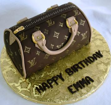 Happy Birthday Cake For Emma