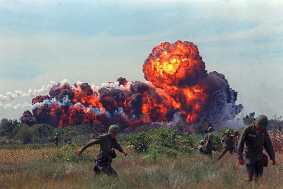In memory of Vietnam War
