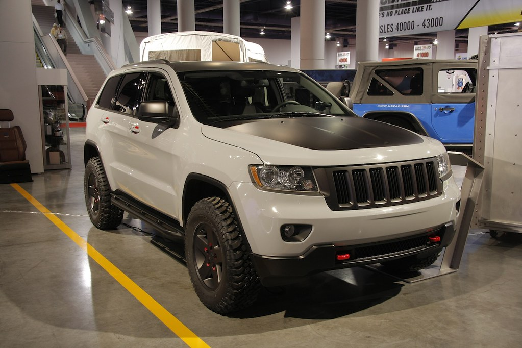 mopar introduces 2011 jeep grand cherokee off road edition flickr. Black Bedroom Furniture Sets. Home Design Ideas