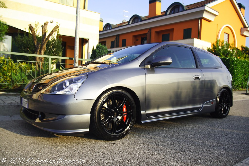 Honda Civic Type R Ep3 Robertino Boscolo Cappon Cegion Flickr