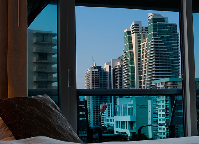 Beach Plaza Hotel Rooms