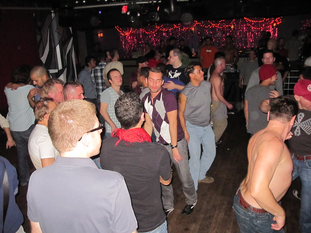 Boston gay nightclub