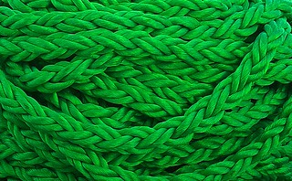Green Ropes | by chrisshots