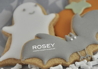 Samples for Halloween Icing Cookie Lesson_2011 | by rosey sugar