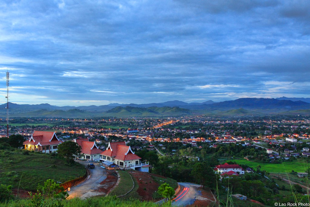 Xieng Khouang Laos  city pictures gallery : Panoramic view at Elephant Mountain, Xieng Khouang, Laos | Flickr