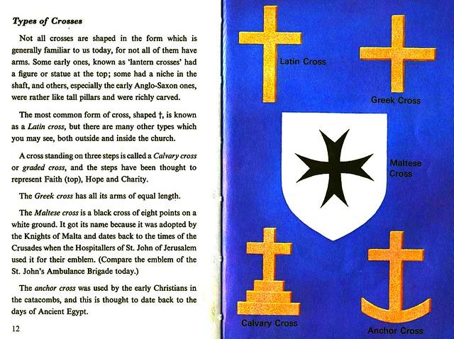 types of crosses