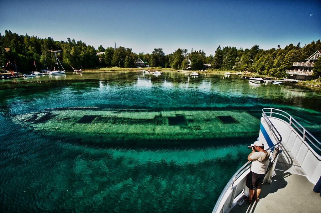 Tobermory Shipwreck Hdr Bun Thoeun Pein Flickr