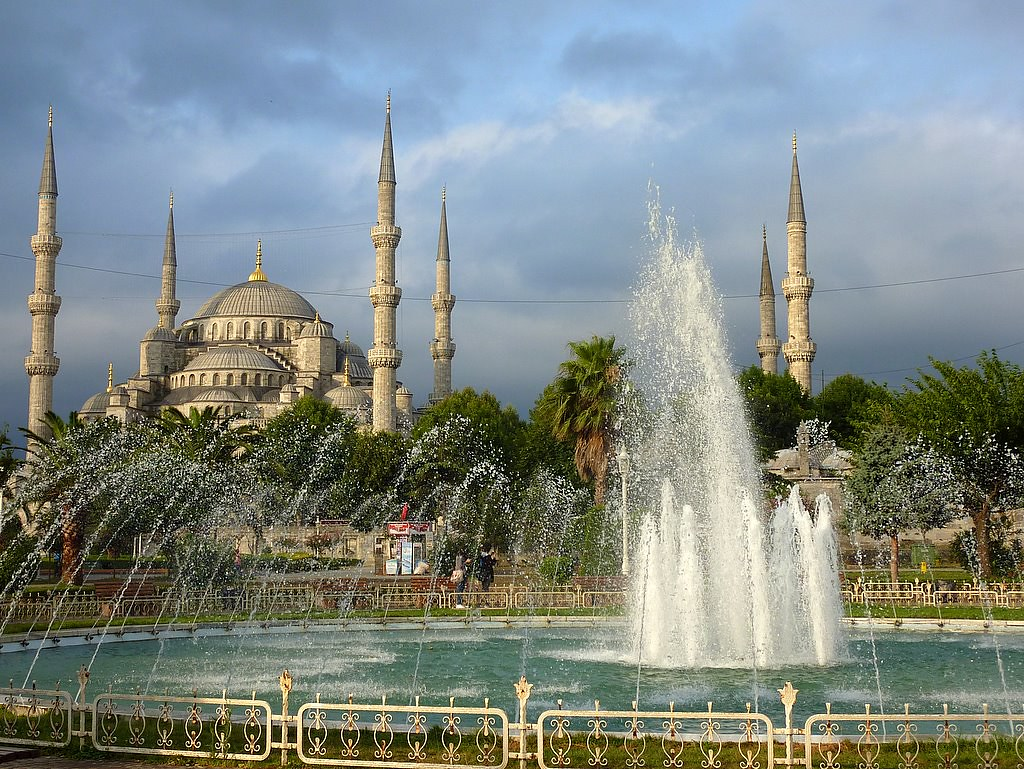 sultan ahmet mosque blue mosque in istanbul buy this