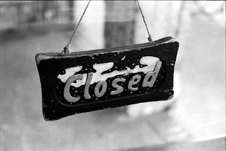 CLOSED | by Steve Snodgrass