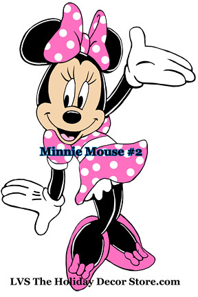 minnie-mouse-number-2-personalized-centerpiece-zebra-white ...