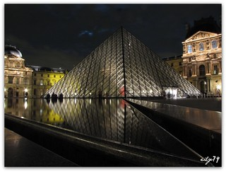 Notturno al Louvre | by *eily*
