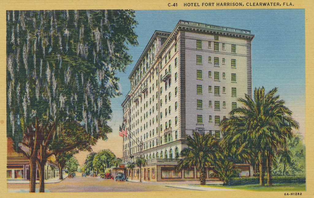 Hotel Fort Harrison - Clearwater, Florida