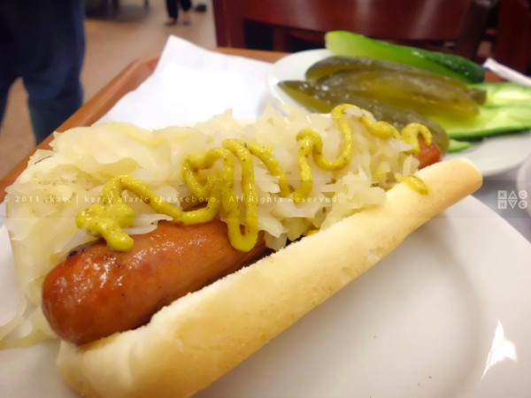 Grilled Hot Dogs With Sauerkraut Recipes — Dishmaps