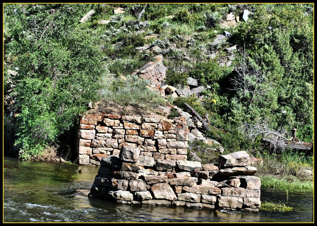 Hot Sulphur Springs Colorado Map.Old Bridge Hot Sulphur Springs Colorado Old Bridge At Ho Flickr