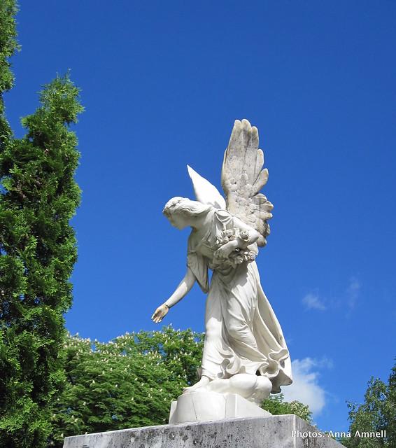 Mirogoj Cemetery in Zagreb, Croatia