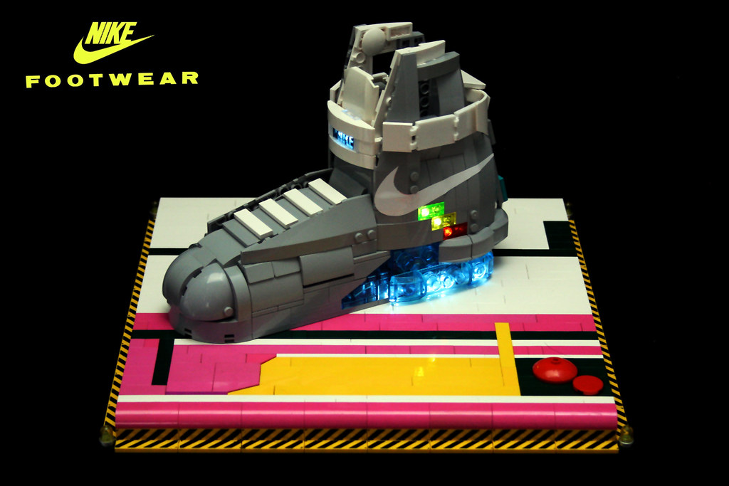 ... NIKE MAG BTTF | by