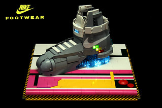"NIKE MAG BTTF | by ""Orion Pax"""