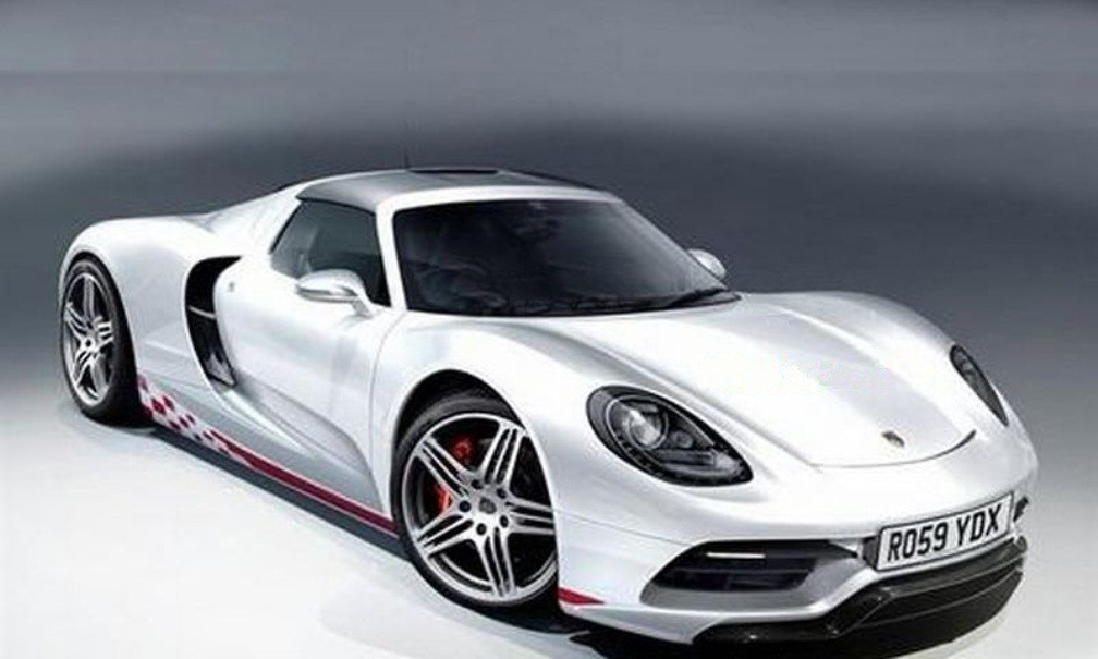 New Porsche Mid Engine Supercar In The Making Rumours