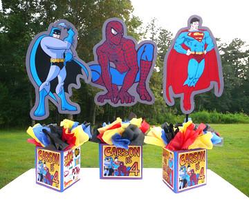 Superman Marvel comics spider man batman superheroes comic Flickr