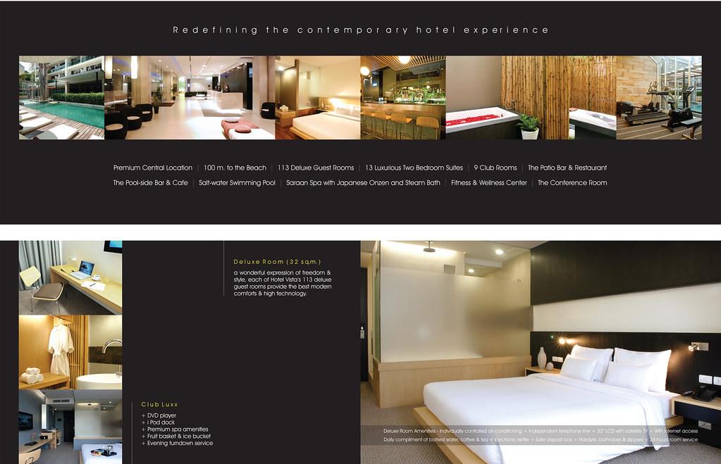 Hotel brochure design 02 sample inside pages of the for Hotel brochure design