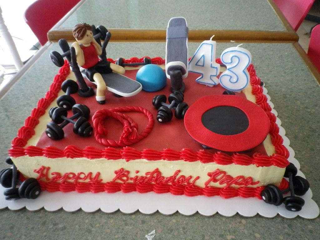 10 Year Old Gymnastics Cakes – Wonderful Image Gallery