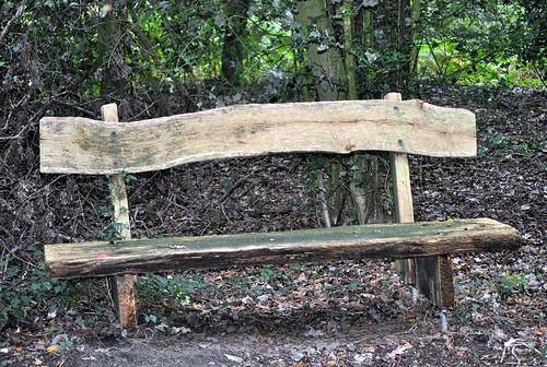alte verwitterte holzbank old weathered wood bench flickr. Black Bedroom Furniture Sets. Home Design Ideas